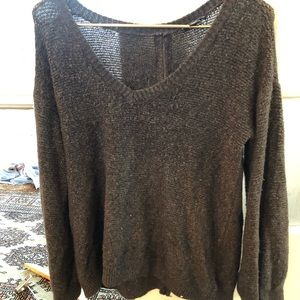 Soft American Eagle Sweater
